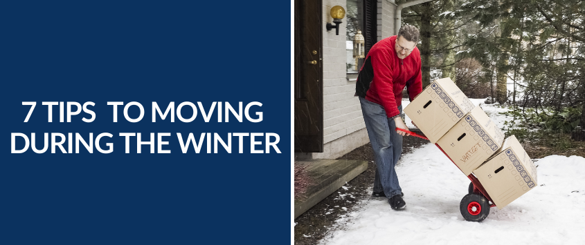 7 Tips to Moving During The Winter