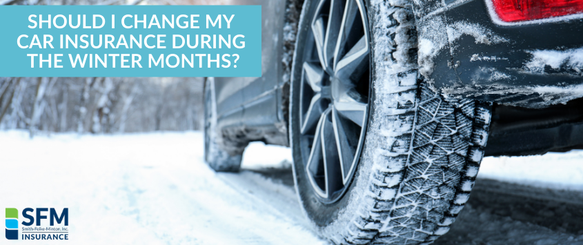 Should I Change My Car Insurance During the Winter Months?
