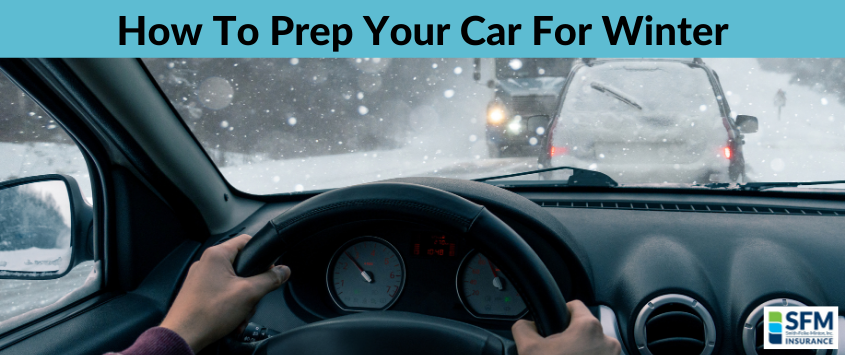How to Prep Your Car for Winter