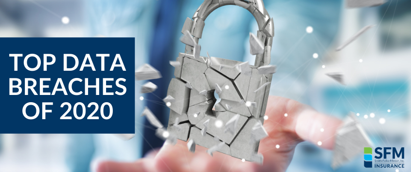 Top Data Breaches of 2020