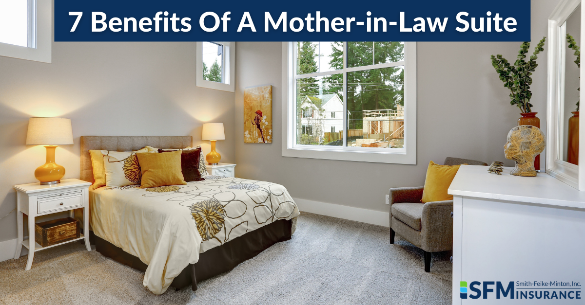 7 Benefits Of A Mother-in-Law Suite