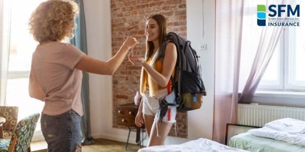 4 Tips For Keeping Dorm Rooms Safe